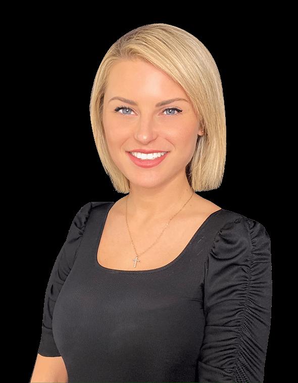 team member Anneliese Droetti