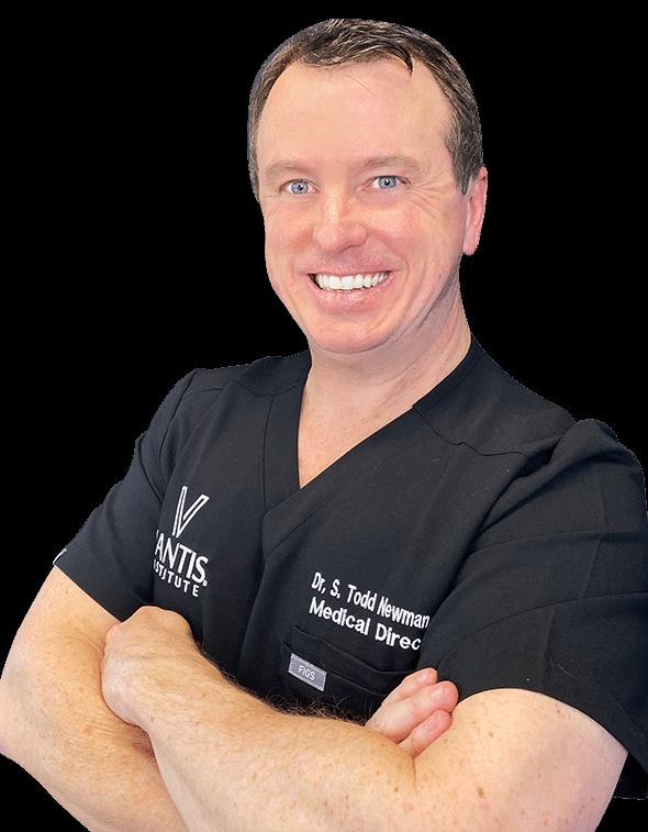 team member Dr. S. Todd Newman, M.D.