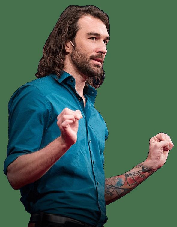team member Dr. Carson Bruns, PhD